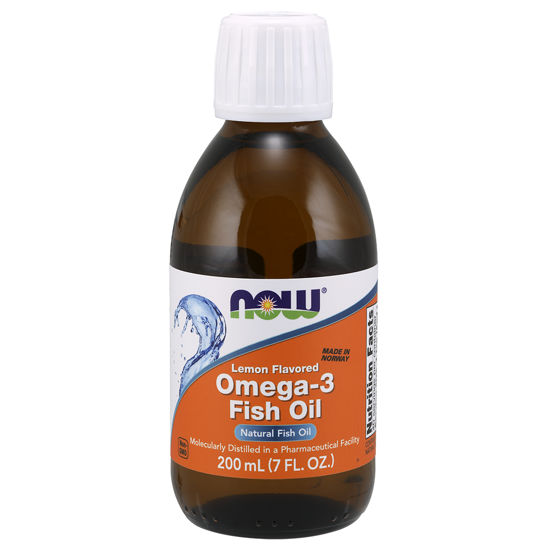 Picture of Omega-3 Fish Oil Liquid