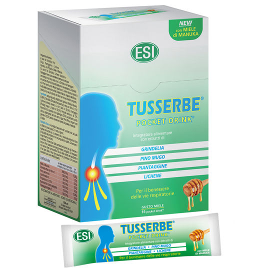 Picture of Tusserbe pocket drink