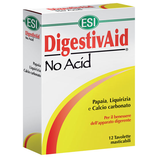 Picture of DigestivAid No Acid, 12 tableta