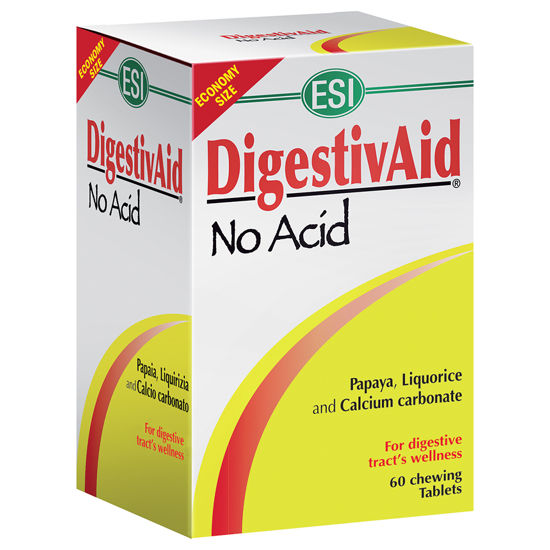 Picture of DigestivAid No Acid, 60 tableta