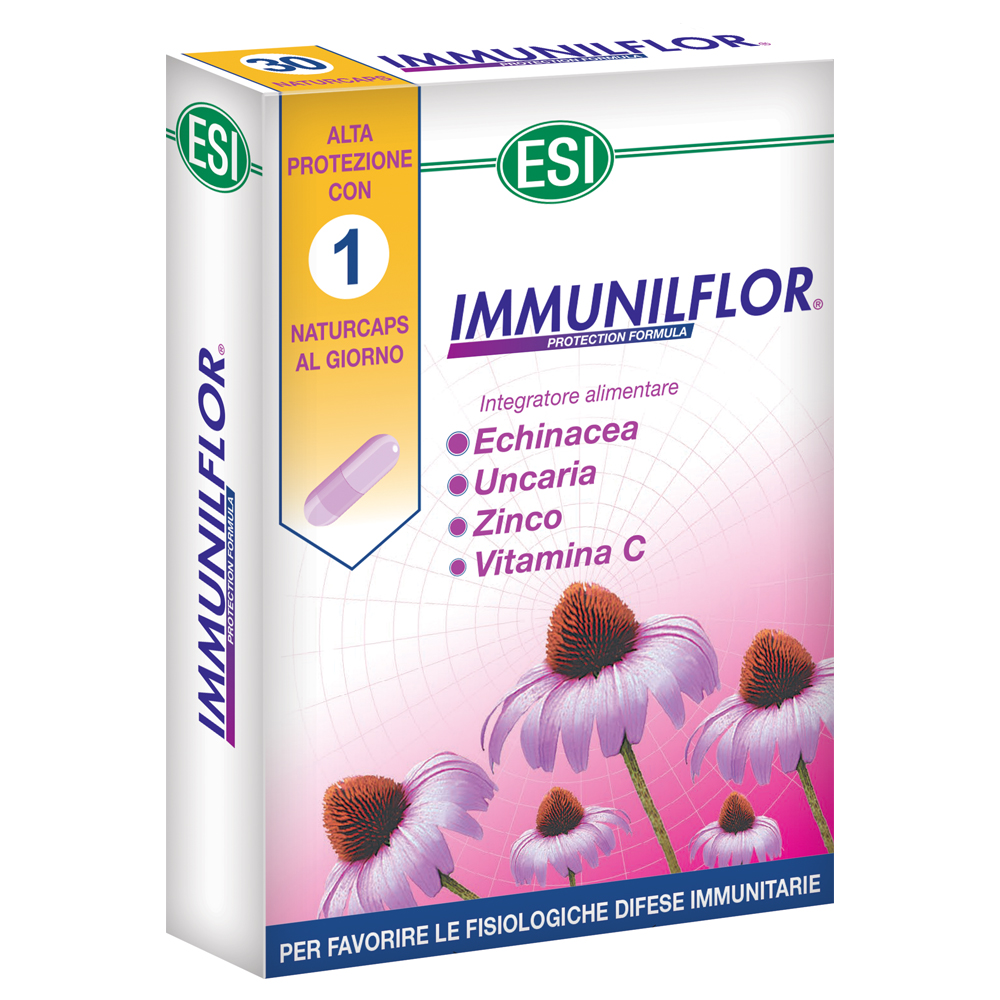 Picture of Immunilflor naturcaps