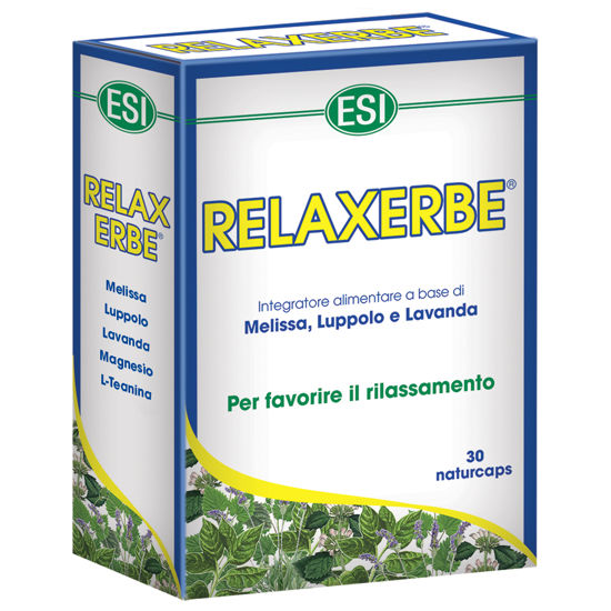 Picture of Relaxerbe naturcaps