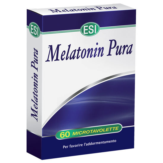 Picture of Melatonin Pura, 60 mikrotableta