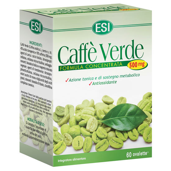 Picture of Caffe Verde 500 mg