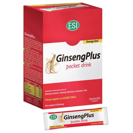 Picture of GinsengPlus pocket drink