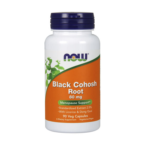 Picture of Black Cohosh Root 80 mg Veg Capsules
