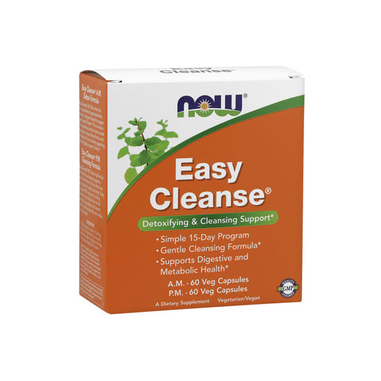 Picture of Easy Cleanse AM PM Veg Capsules