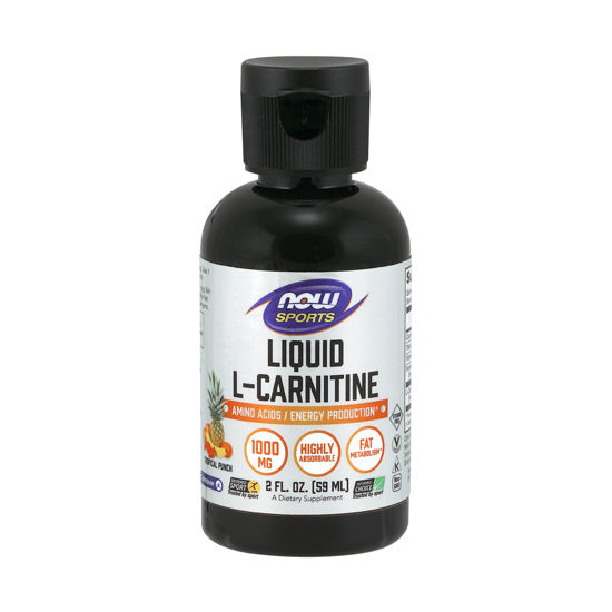 Picture of L-Carnitine Liquid 1000 mg, Tropical Punch