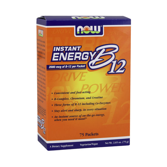 Picture of B-12 InstantEnergy packets 2000 mcg