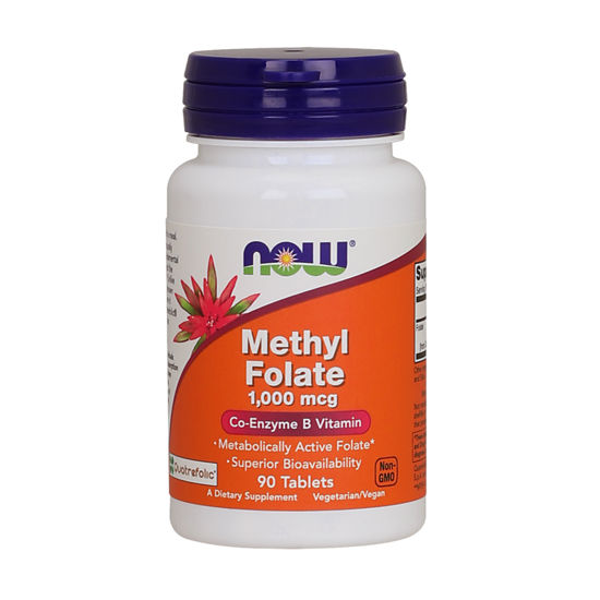 Picture of Methylfolate 1000mcg