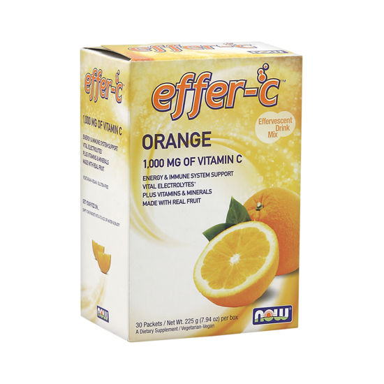 Picture of Effer-C Orange Packets
