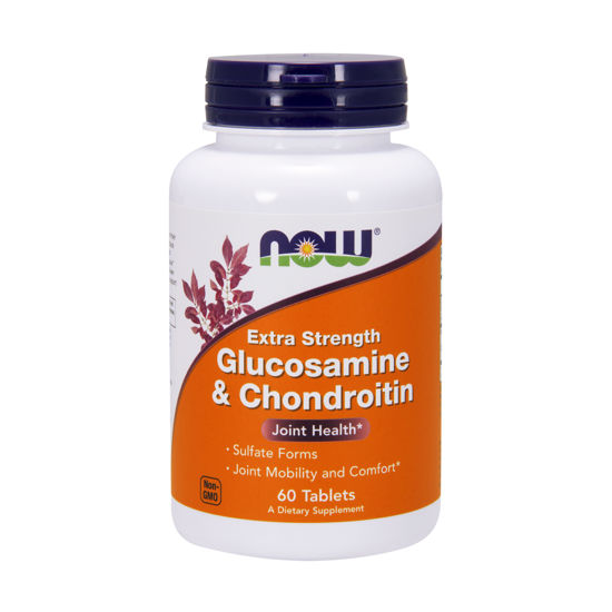 Picture of Glucosamine & Chondroitin Extra Strength Tablets