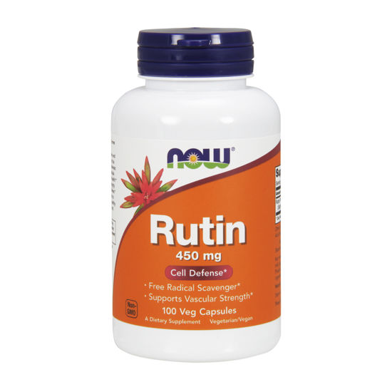 Picture of Rutin 450 mg Veg Capsules