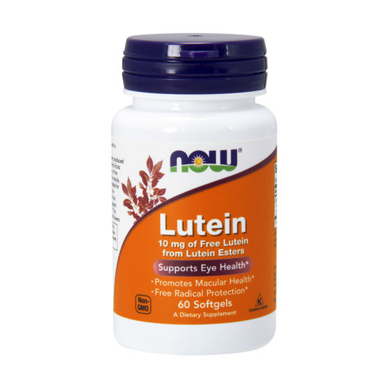 Picture of Lutein 10 mg Softgels