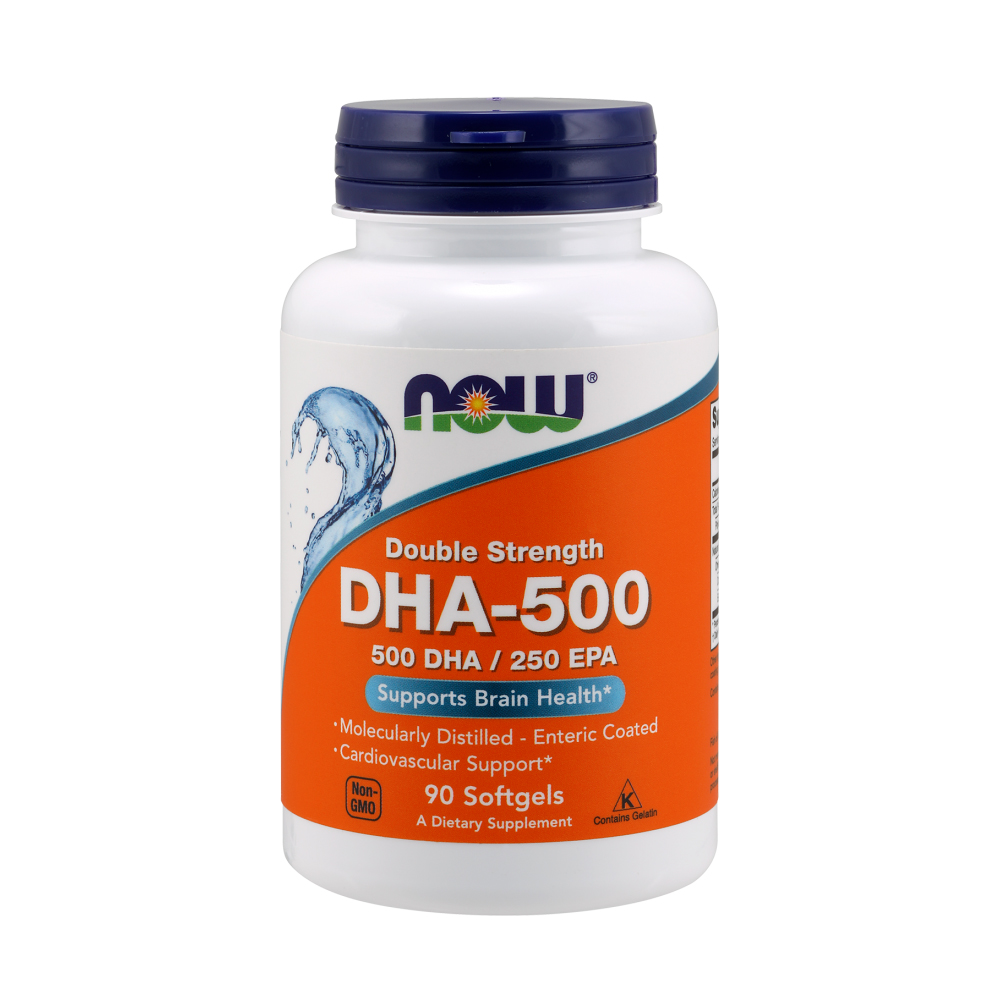 Picture of DHA-500, Double Strength Softgels