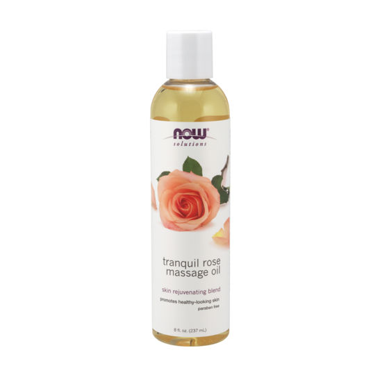 Picture of Tranquil Rose Massage Oil