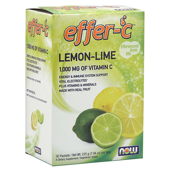 Picture of Effer-C Lemon Lime Packets