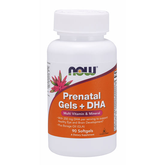 Picture of Prenatal Gels + DHA Softgels
