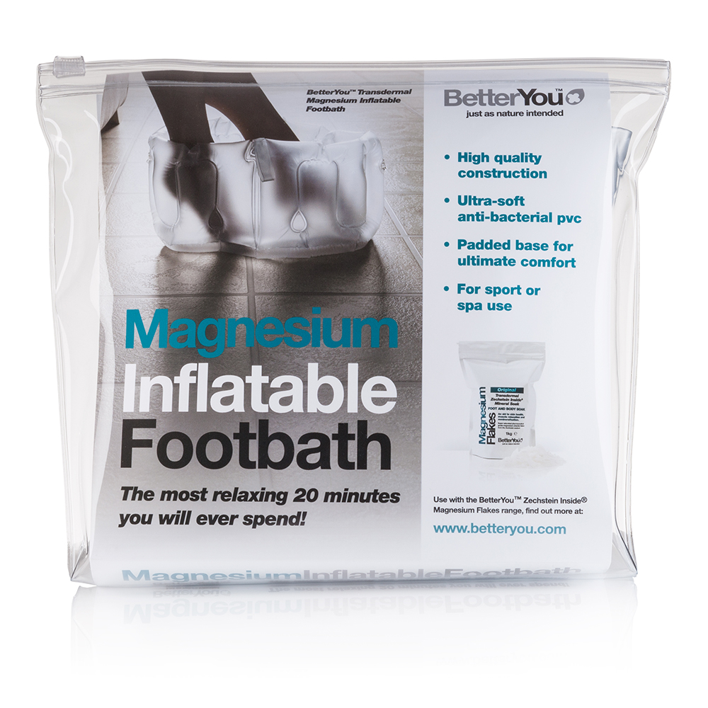Picture of Magnesium Inflatable Footbath
