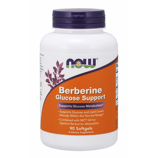 Picture of Berberine, Glucose Support Softgels