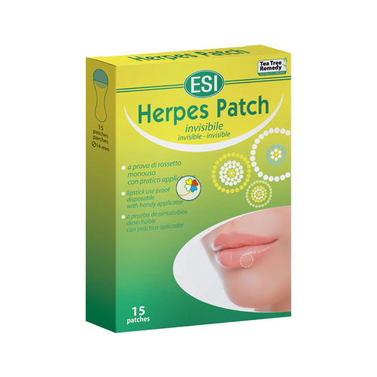 Picture of Herpes patch