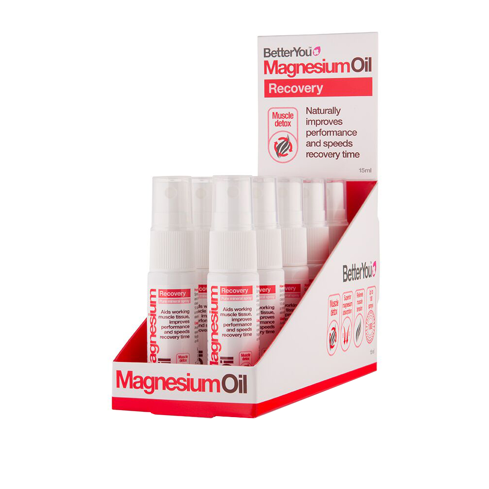 Picture of MagnesiumOil Recovery- 100 ml