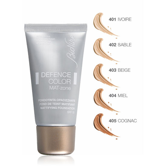 Picture of DEFENCE COLOR MATTIFYING FOUNDATION