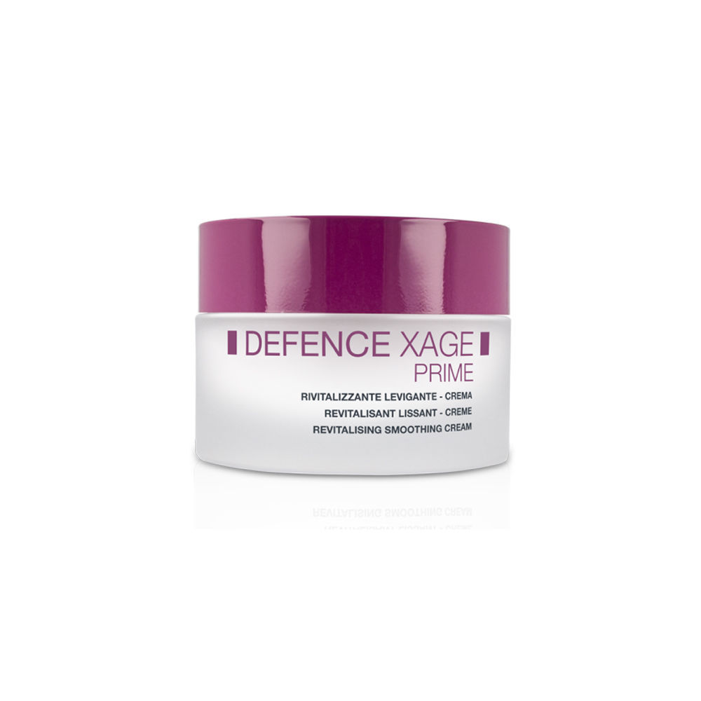 Picture of DEFENCE XAGE PRIME REVITALISING SMOOTHING CREAM
