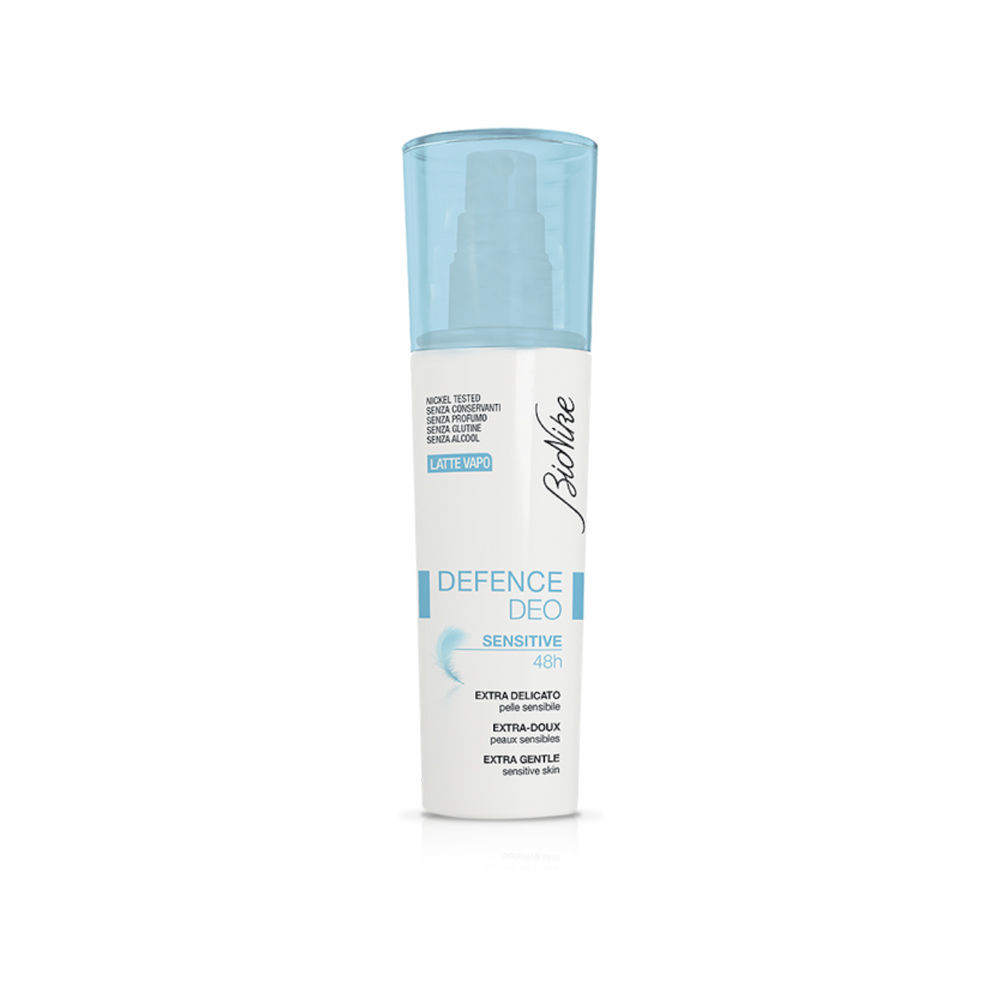 Picture of DEFENCE DEO SENSITIVE 48H Milky emulsion
