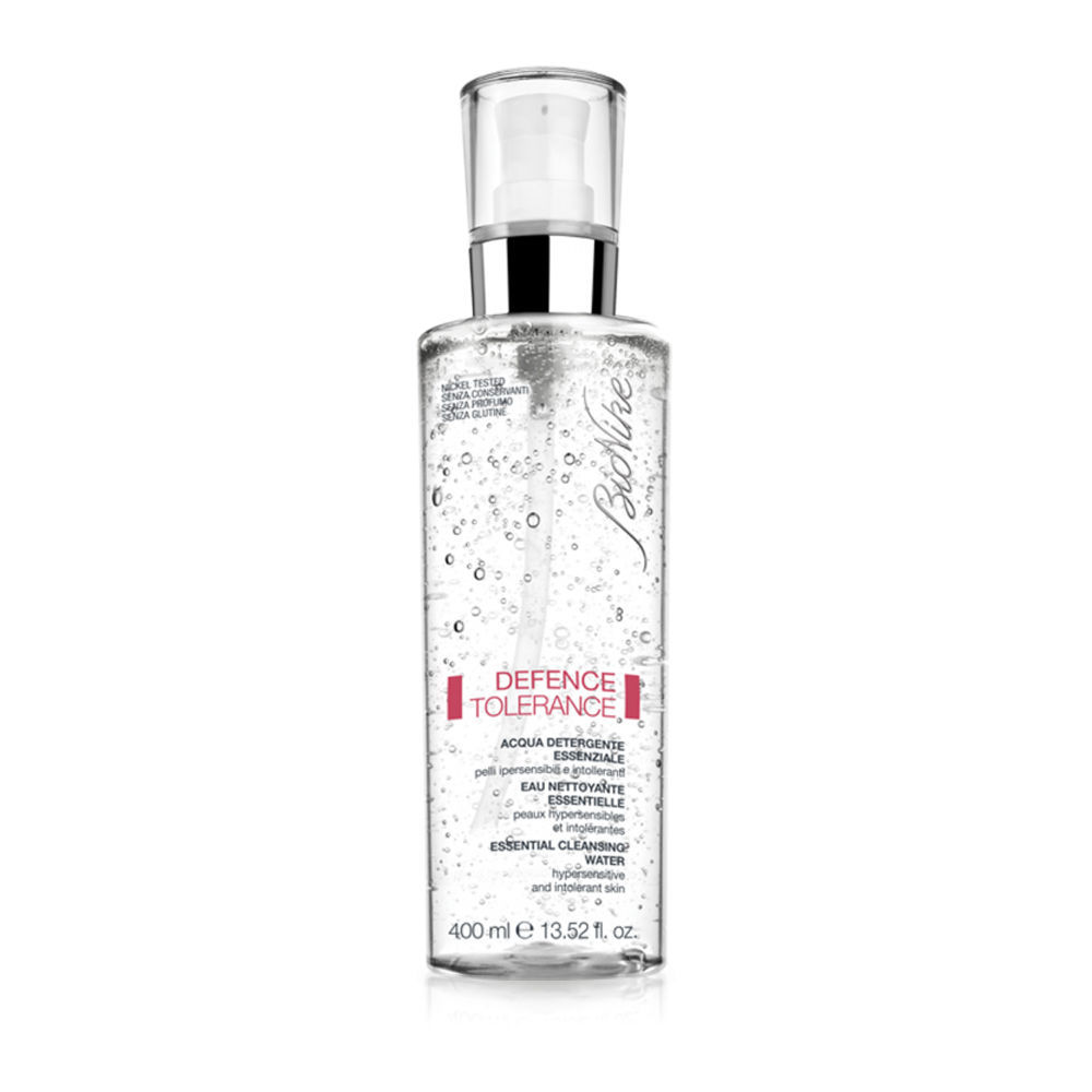 Picture of DEFENCE TOLERANCE ESSENTIAL CLEANSING WATER 400 ml