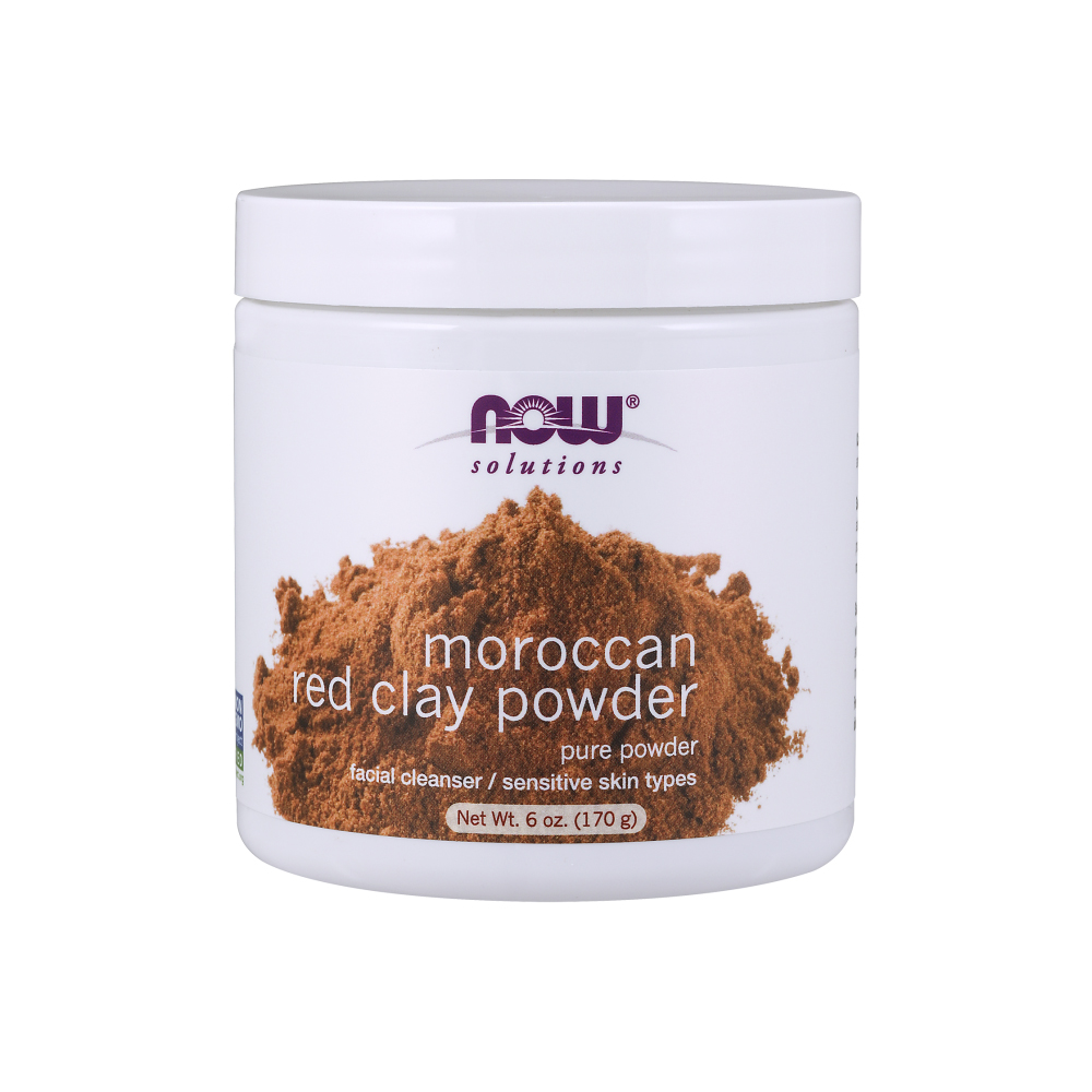 Picture of Red Clay Powder Moroccan