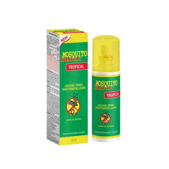 Picture of Mosquito Block Tropical Spray