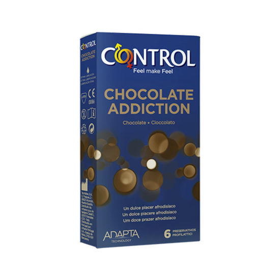Picture of PREZERVATIV CONTROL CHOCOLATE ADDICTION x 3
