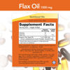 Picture of Flax Oil 1000 mg Vegan Softgels