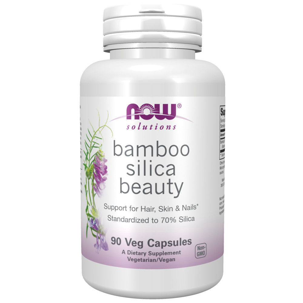 Picture of Bamboo Silica Beauty Veg Capsules