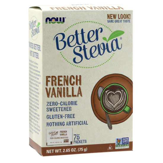 Picture of BetterStevia® French Vanilla packets